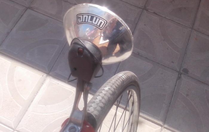 велосипед Condor фара