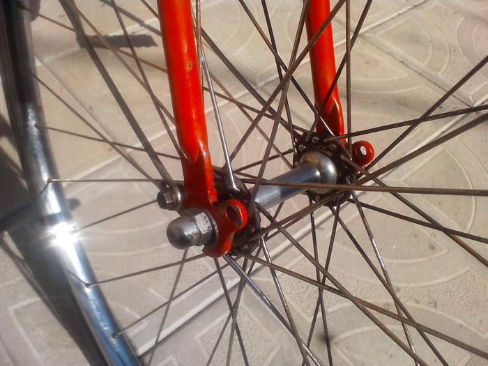велосипед Condor переднее колесо
