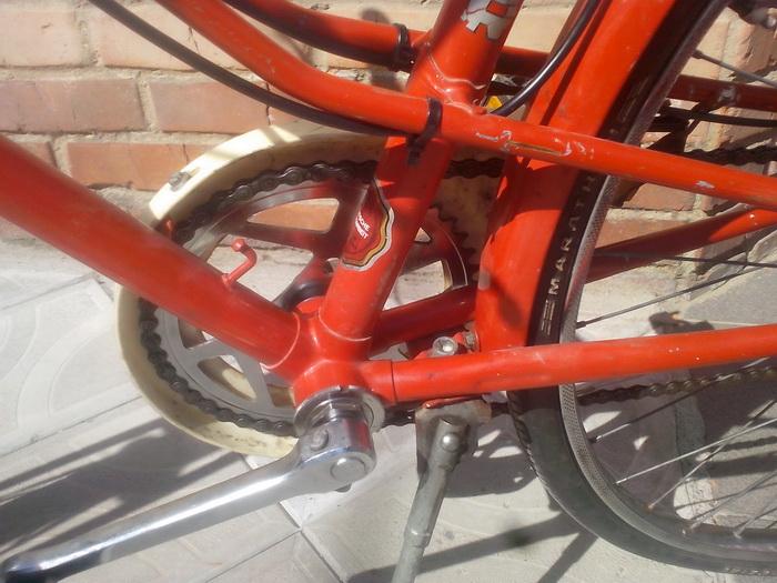 Мой велосипед Condor