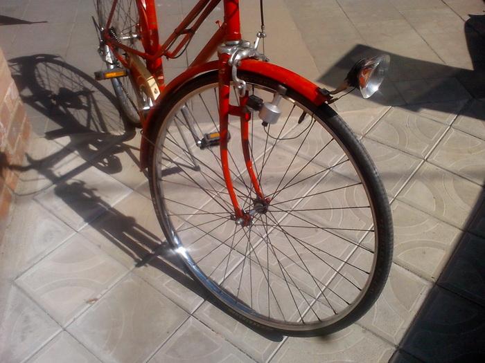 велосипед Condor динамка