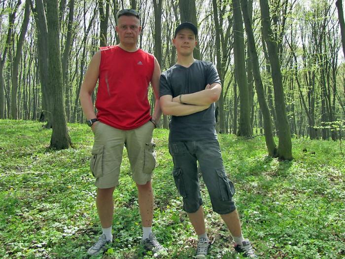 Мы в лесу