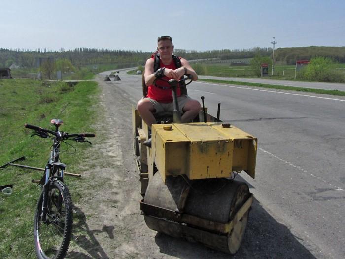 Велосипедный каток