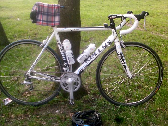 шосейный велосипед Kellys ARC 2.9
