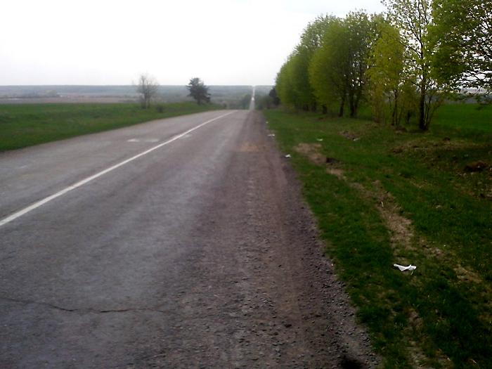 Винницкие дороги