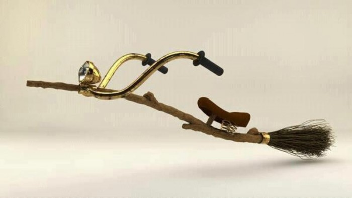 Велосипед для любимой тещи