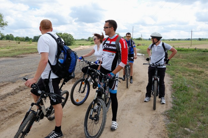 велосипедная покатушка