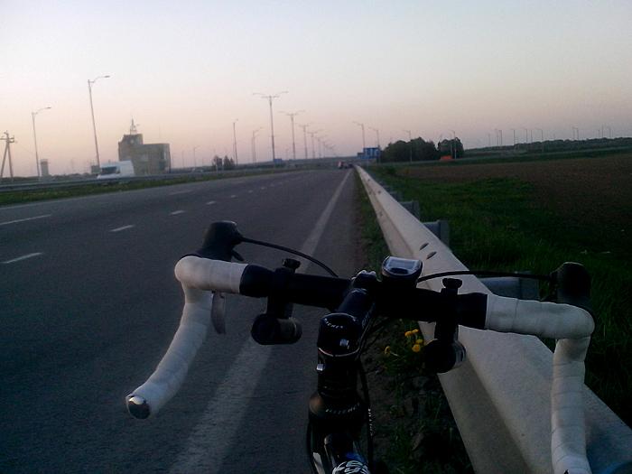 шоссейный велосипед Kellys
