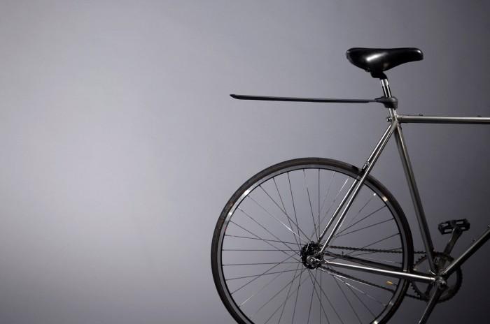 ное заднее крыло на велосип