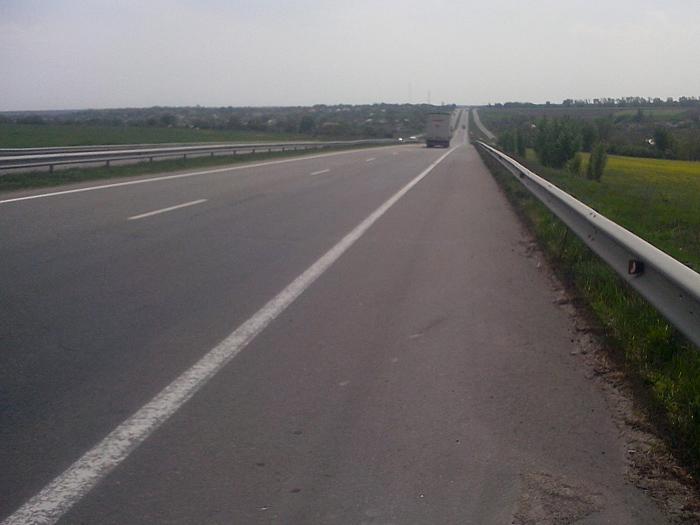 Трасса Киев Одесса