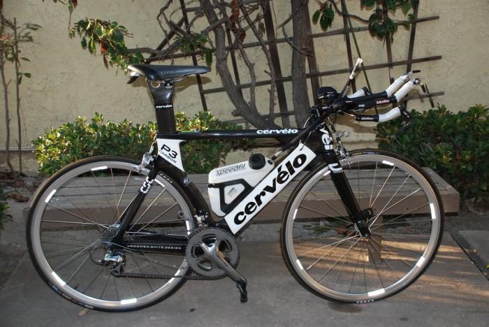 велосипед червело Portia with Speedfil