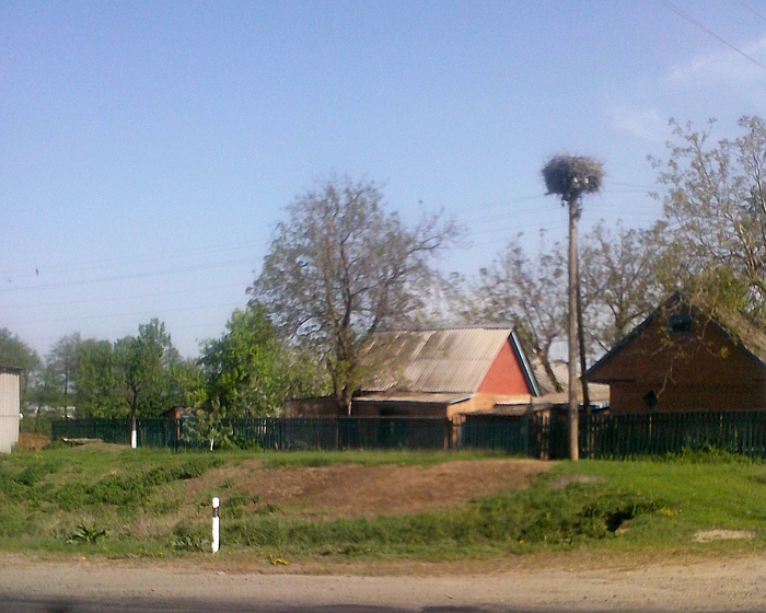 Тарасовка, окрестности Гайсина