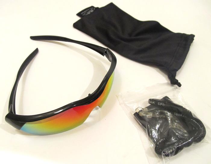 велосипедные очки Topeak sunglasses