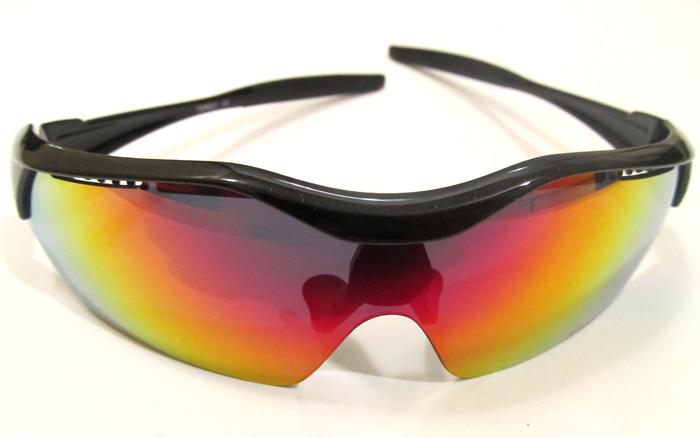 велосипедные очки Topeak sunglasses вид спереди