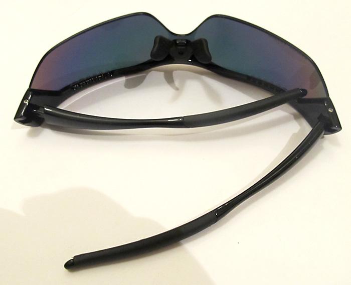 велосипедные очки Topeak sunglasses вид из кабины пилота