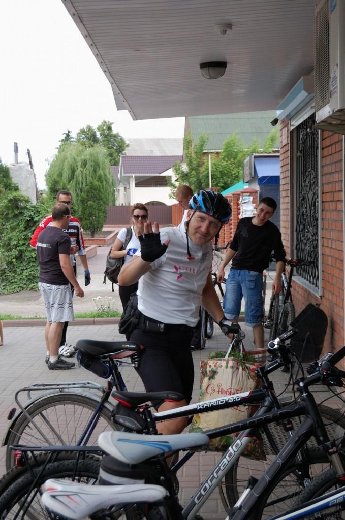 Вова меняет велосипед