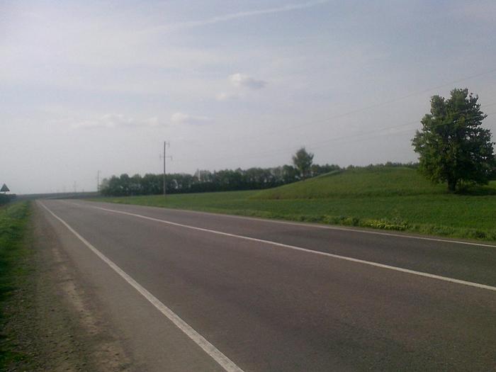 Хорошая дорога на Николаев