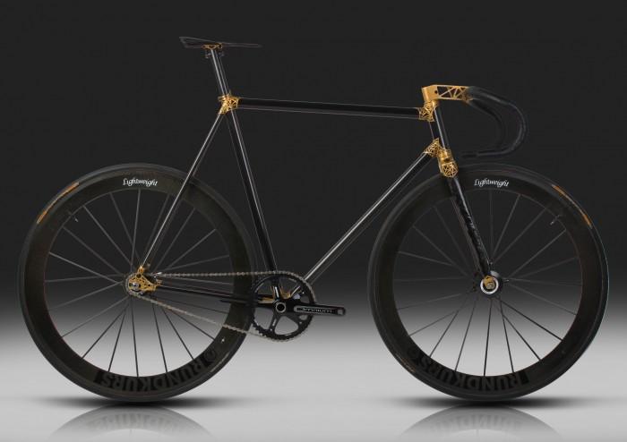 трэковый велосипед  VRZ 2