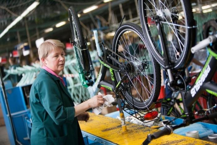 Шяуляйский велосипедный завод