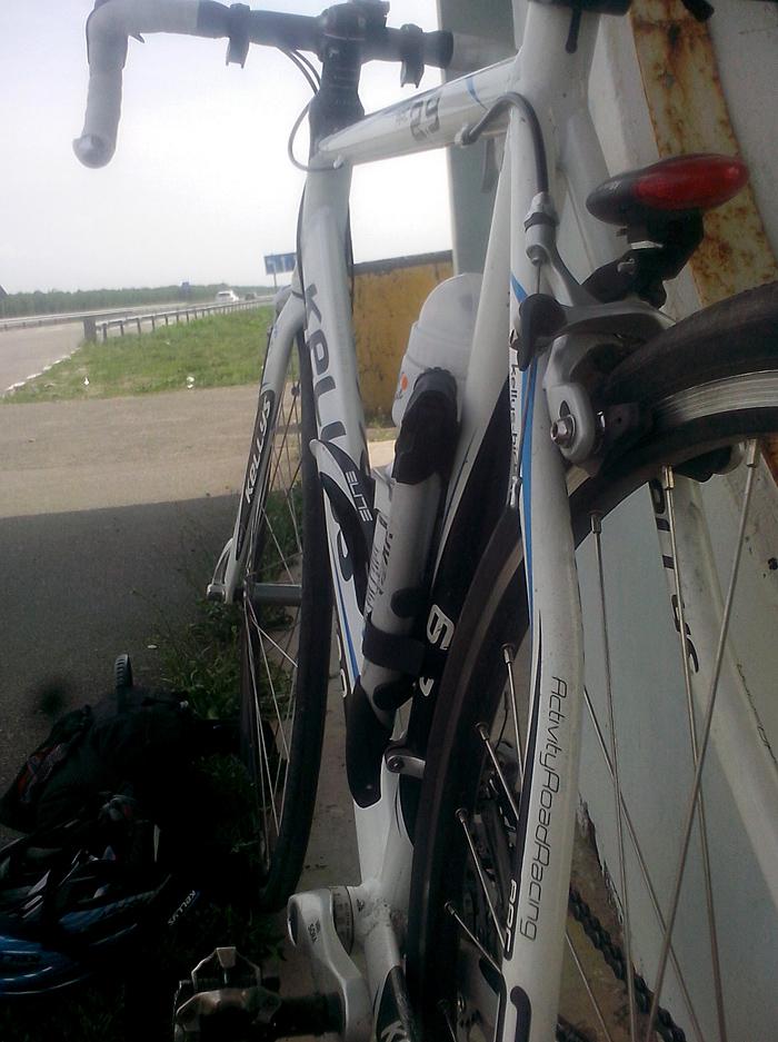 Велосипед Келлис