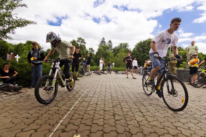 велосипедный рейсинг
