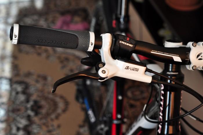 """Мой велосипед — Велосипед Author Traction 19"""" тормозные ручки"""