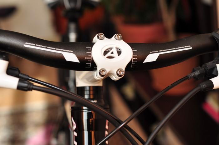 """Мой велосипед — Велосипед Author Traction 19"""" вынос и руль"""