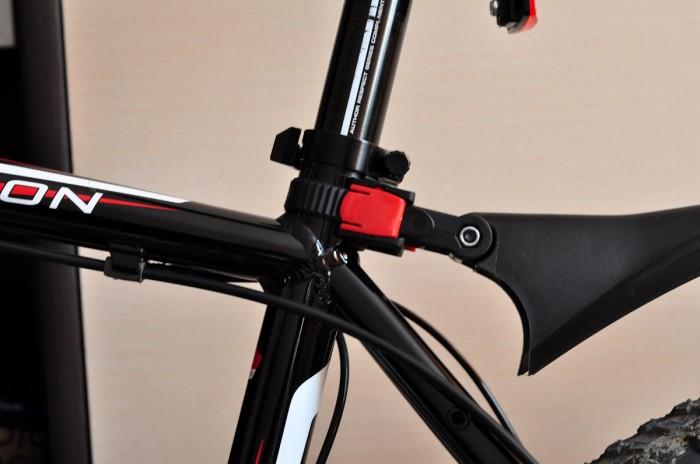 """Мой велосипед — Велосипед Author Traction 19"""" подседельный штырь"""