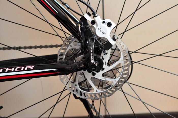"""Мой велосипед — Велосипед Author Traction 19"""" дисковые тормоза"""