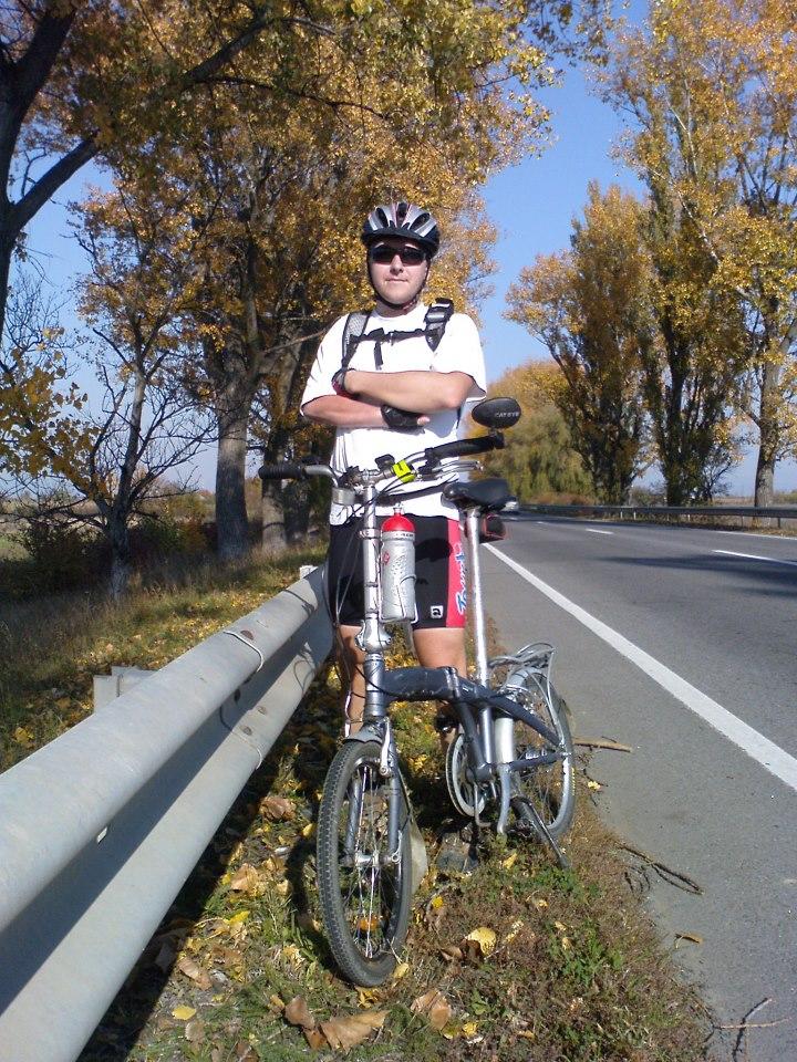 велосипед Степана