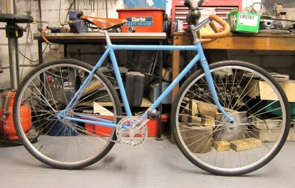 Складной велосипед от Филиппа Крюэ