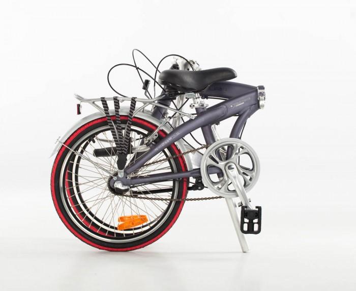 велосипед ventura сложеный