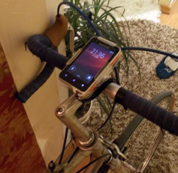 Как сделать держатель телефона для велосипеда своими руками 40