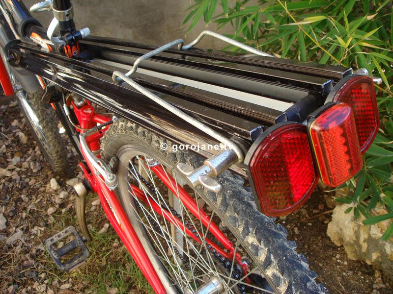 Как сделать катафот для велосипеда 533