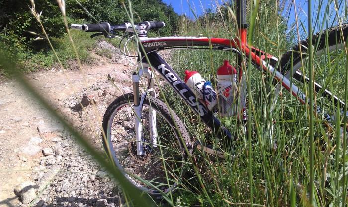 велосипед Kellys Sabotage