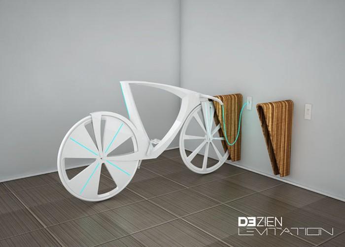 велосипед Levitation