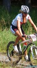 Голая на велосипеде Martina Jancikova
