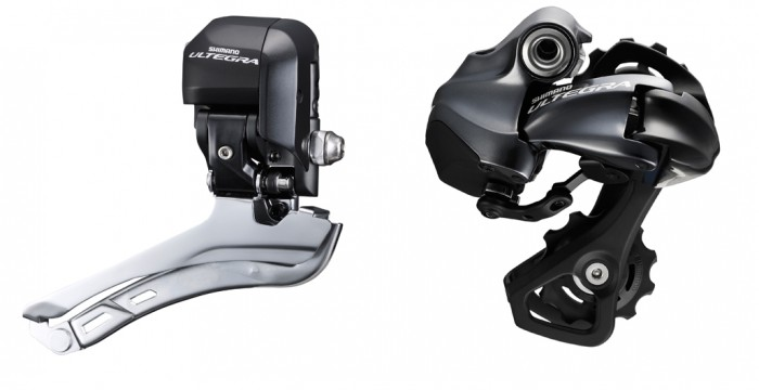 Shimano-Ultegra-Di2-11-speed-Derailleurs