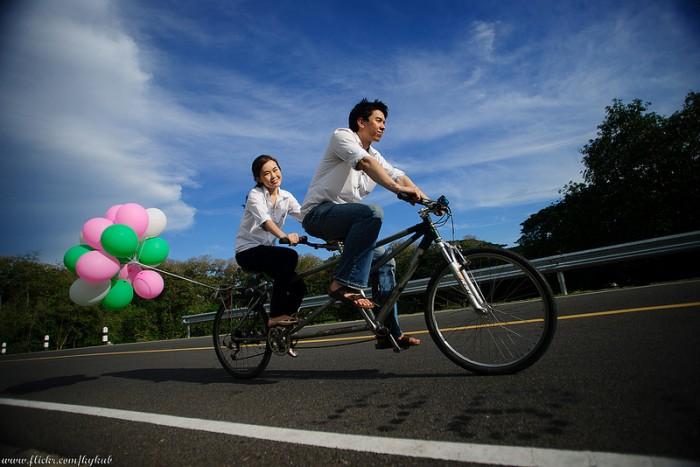 Тайский велосипед