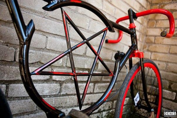 Велосипед Шайтан Арба