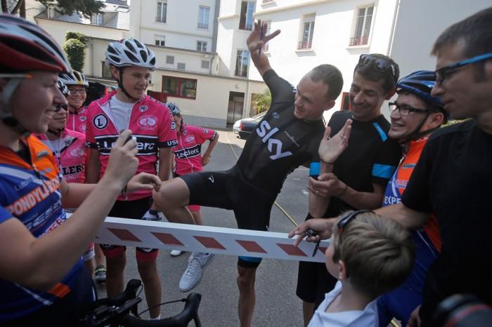 Тур дэ Франс. В 100-й раз. Фото