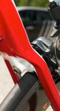 велосипед Bianchi Oltre XR задняя вилка