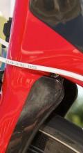 велосипед Bianchi Oltre XR вилка