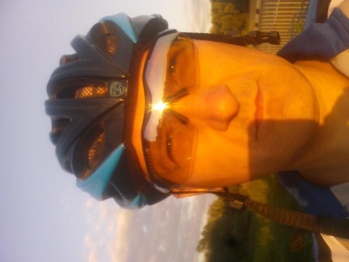 велосипедист Вова