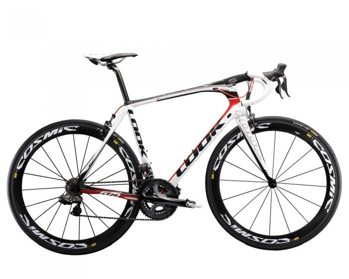 Новый велосипед LOOK 2013: полная интеграция!