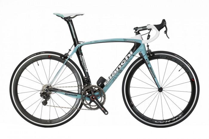Шоссейный велосипед Bianchi Oltre XR Carbon