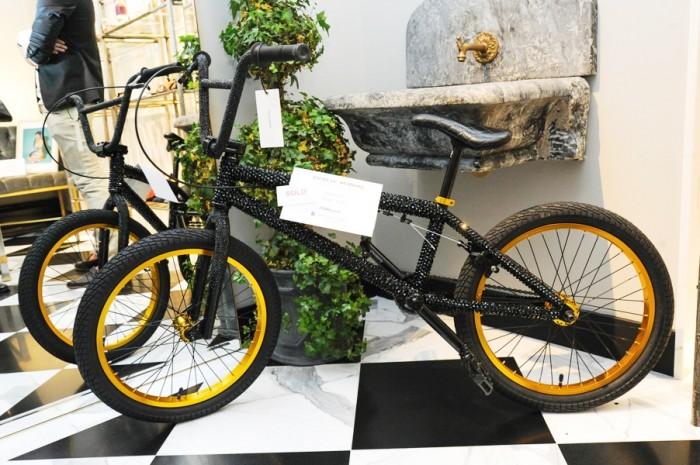 БМХ велосипед Kink BMX Swarovski