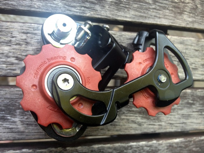 Задняя перекидка Retroshift BURD CX Rear Derailleur