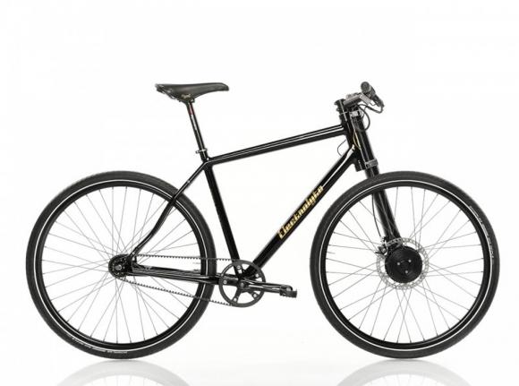 Электровелосипед  от немецкого производителя Electrolyte