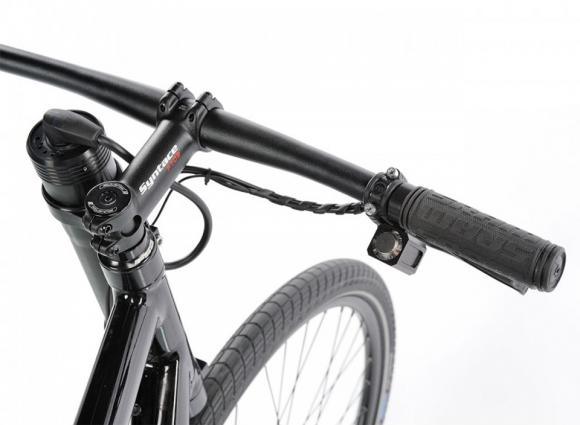 Электровелосипед  Рикошет от немецкого производителя Electrolyte
