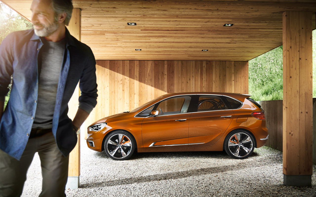 BMW Active Tourer Outdor